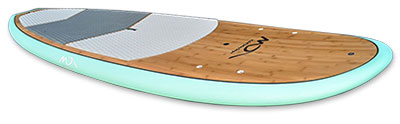 Michael Dolsey paddle boards